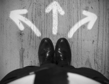 Single decision maker in client communication